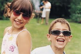 Sonnenbrillen für Kinder