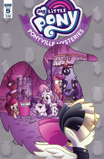 Ponyville Mysteries #5