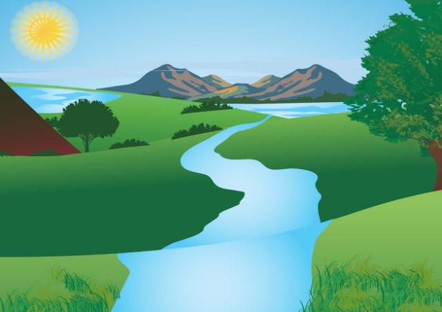 Daftar 10 Sungai Terpanjang di Indonesia