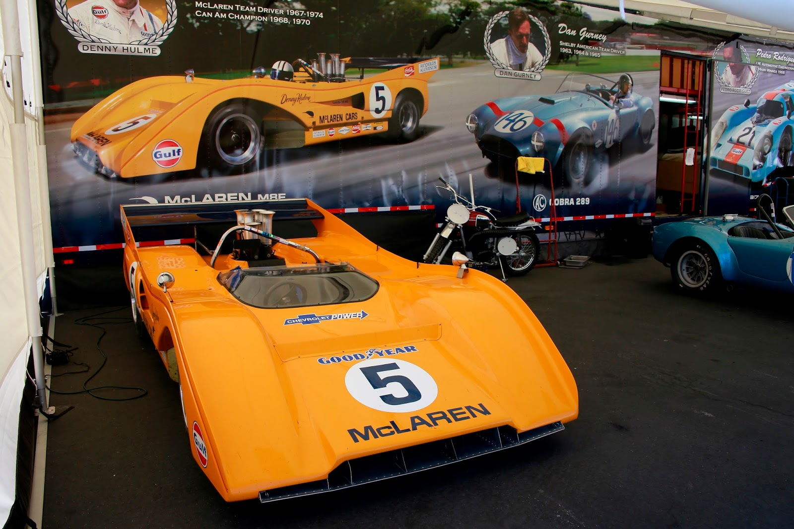 Pebble Beach 2014 | Photos of McLaren