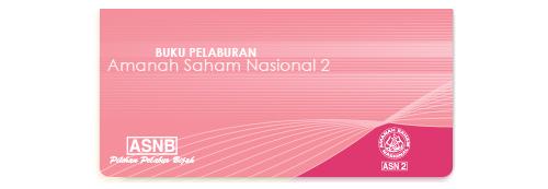 amanah saham nasional 2 (asn 2), amanah saham nasional 2 online, amanah saham nasional 2 dividen