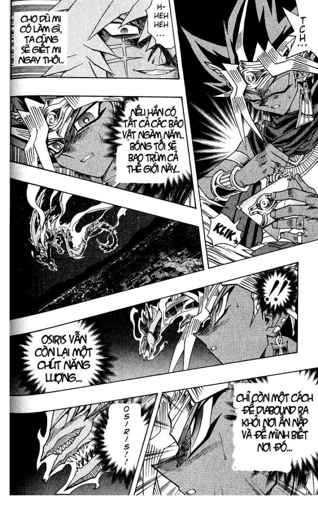 YUGI-OH! chap 302 - ambush!! assault!! trang 6