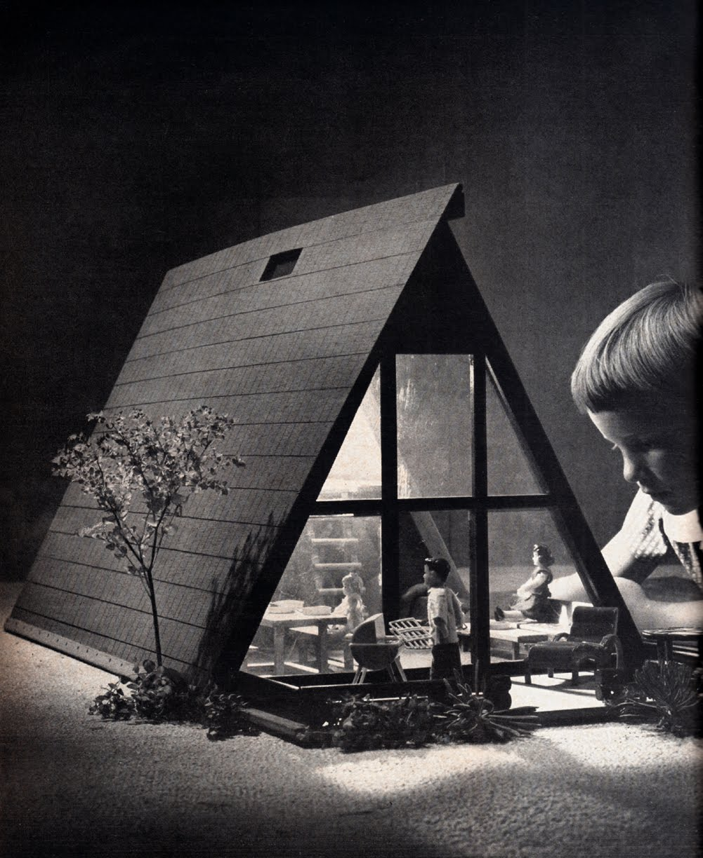 Kevin Kidney A Frame Doll House