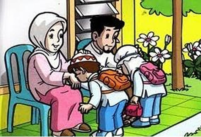 Menyamakan Istri Dengan Ibu dan Anak Tidak Otomatis Zihar