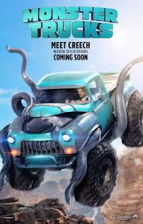 Monster Trucks บิ๊กฟุตตะลุยเต็มสปีด 2017