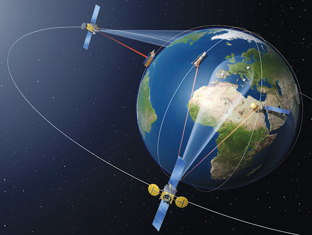 "The Eutelsat Quantum satellite is ready to ""copy"" the operation of any other"