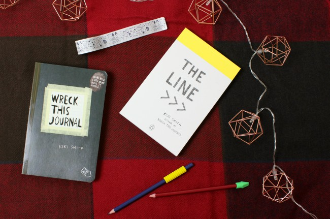 Exploring my creativity with 'The Line'*