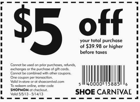photograph about Shoe Carnival Coupon Printable identified as Carnivale coupon : Vitacost 10 per cent off coupon code