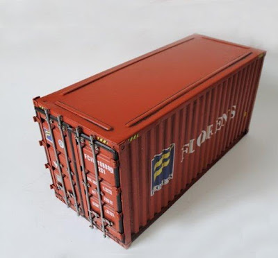 Container Lockers