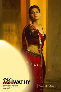 Ashwathy Ravikumar Spicy Actress Gallery