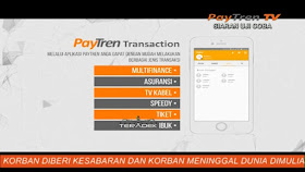 Frekuensi siaran PayTren TV di satelit Telkom 1 Terbaru