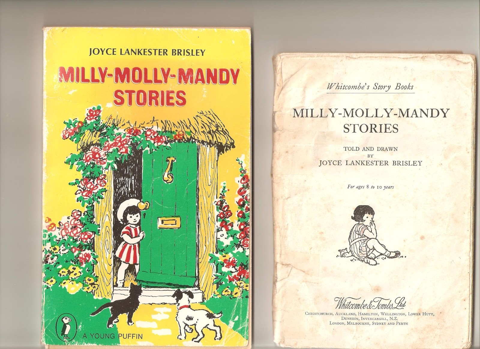 Milly Molly Mandy Books