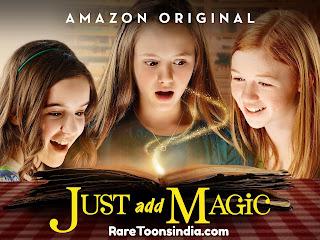 Just Add Magic Season 3 [Hindi-Eng] Dual Audio [720p] HD 1