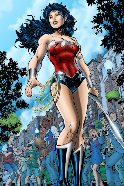 wonder woman dc