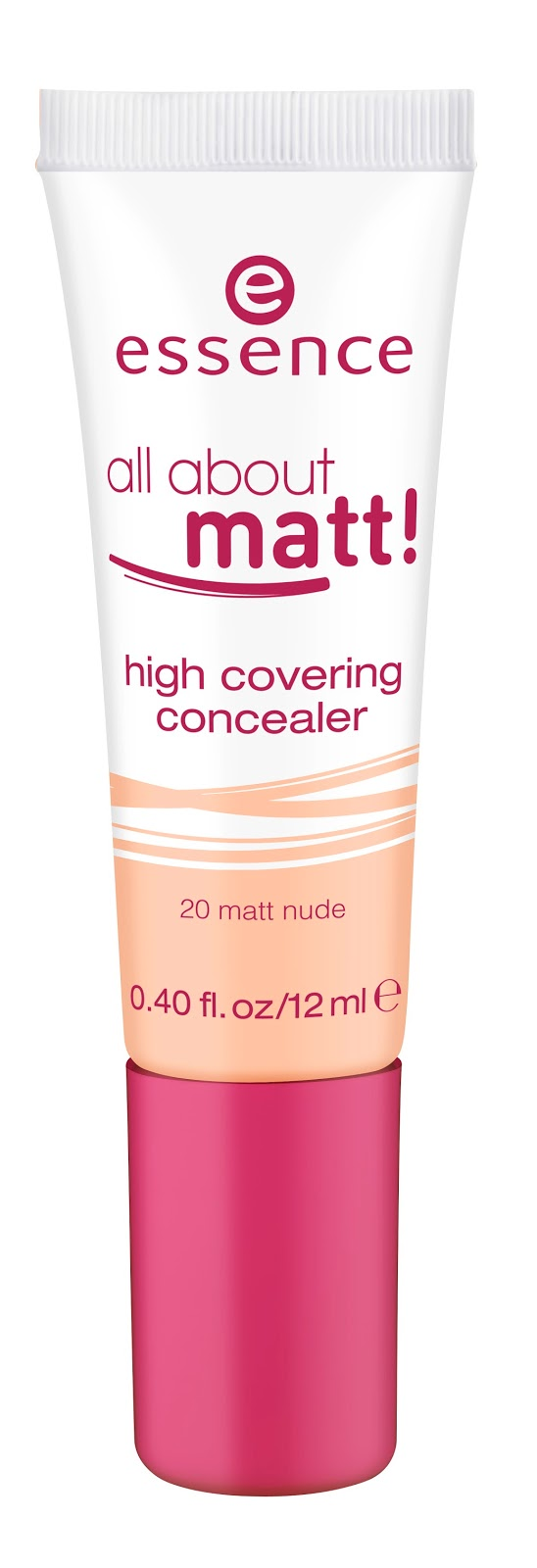 Essence all about matt! high covering concealer