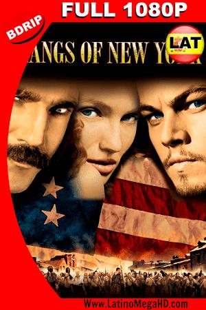 Pandillas de Nueva York (2002) Latino FULL HD BDRIP 1080P ()