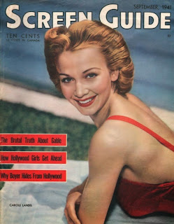 Carole Landis Screen Guide