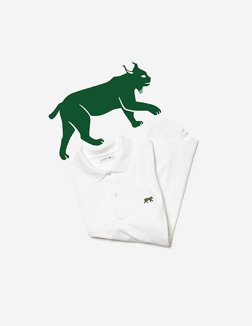 Polos Save Our Species Lacoste
