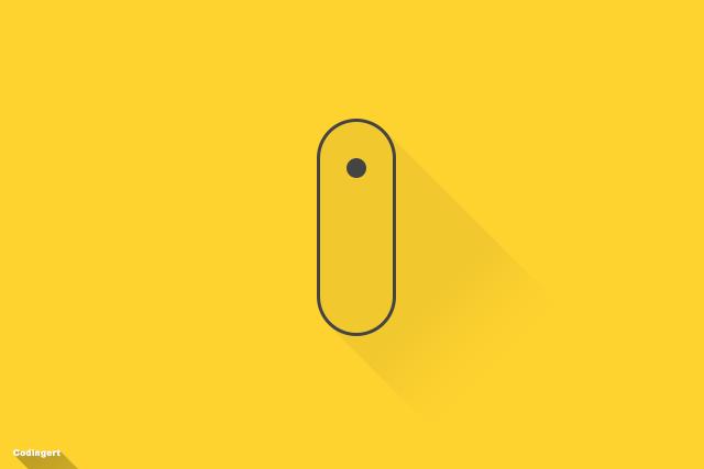 Membuat Animation Mouse Dengan CSS