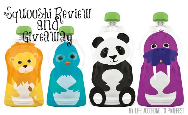 My Life According To Pinterest Squooshi Review Amp Giveaway