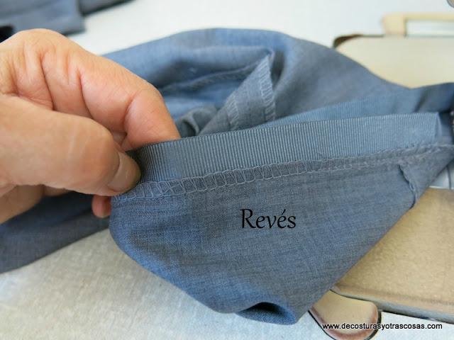 arreglo de costura