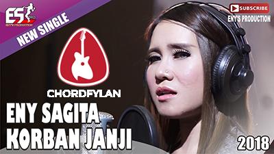 Lirik dan Chord Kunci Gitar Korban Janji - Eny Sagita