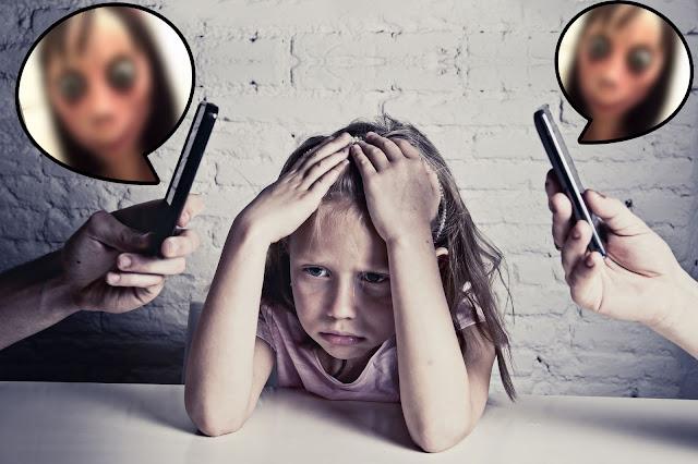 Atenção redobrada: boneca Momo volta a preocupar pais