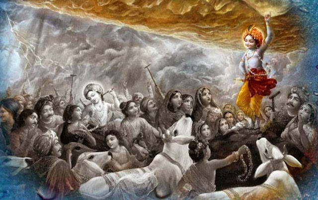 Govardhan puja images wallpaper