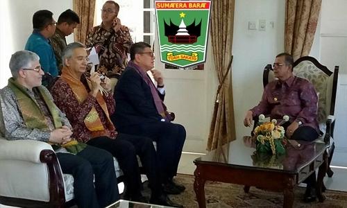 Wagub Nasrul Abit: HPN 2018 Membuka Ruang Investasi di Sumatera Barat