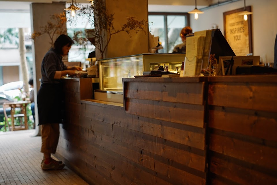 Fujin Tree 353 cafe by simple kaffa