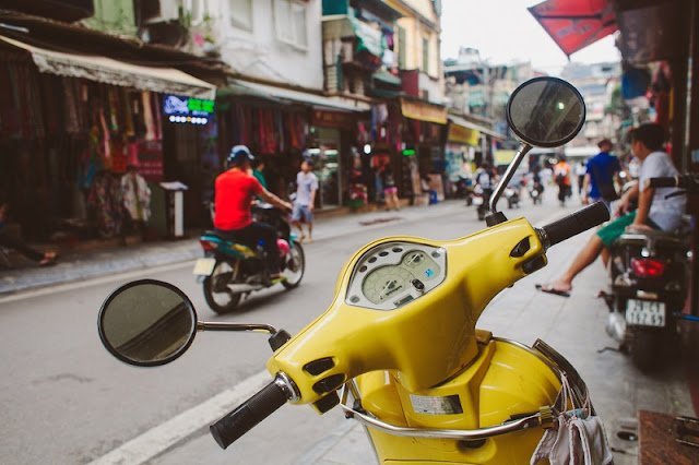 What is the most interesting things that you can find in Hanoi?