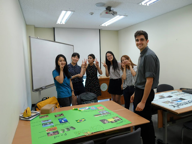 Lớp học tiếng Hàn tại Hàn Quốc