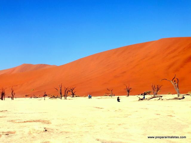 Consejos viajar a Namibia