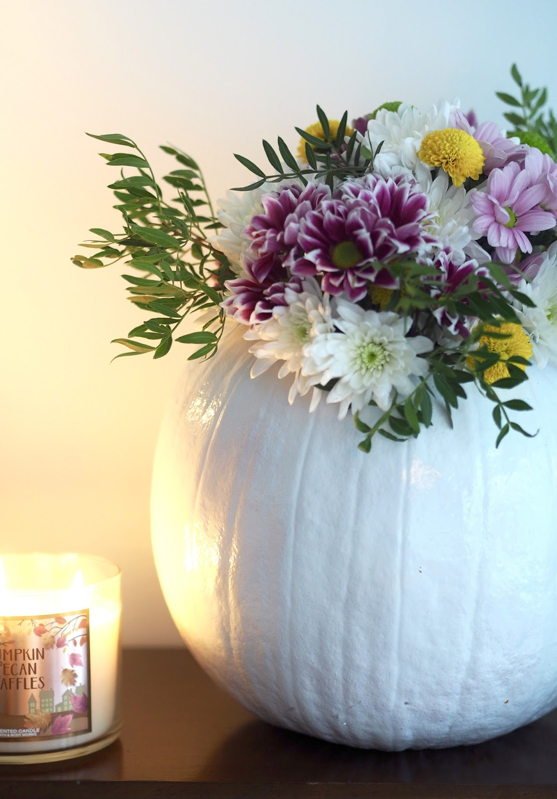 Stylish pumpkin ideas for the home
