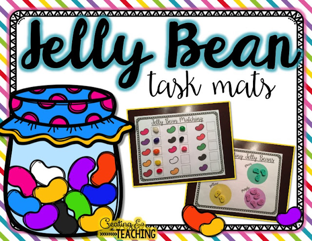 https://www.teacherspayteachers.com/Product/Jelly-Bean-Tasks-Mats-2455277