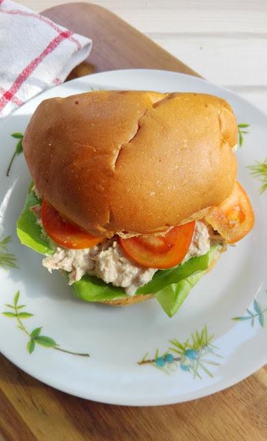 broodje tonijnsalade italiaans