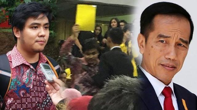 Belagak Acungkan Kartu Kuning, Untung Jokowi Presidennya, Coba Kalau Mbah Soeharto Atau Erdogan, Hemmm.....