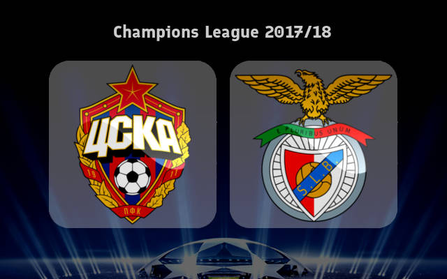 CSKA Moscow vs Benfica Full Match & Highlights 22 November 2017