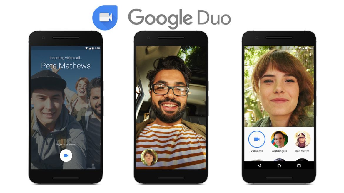 Google Duo brings screen sharing to Android