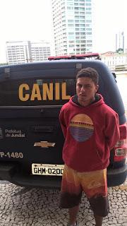 Guarda Municipal de Jundiaí detém traficante com centenas de porções de drogas e dinheiro