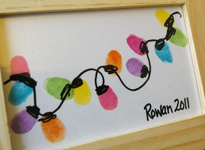 Your Little Birdie Kids Christmas Craft Ideas