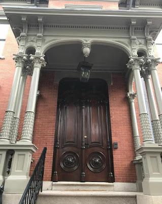 model pintu utama rumah mewah terbaru