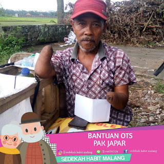 Pak Japar : Bantuan Ots