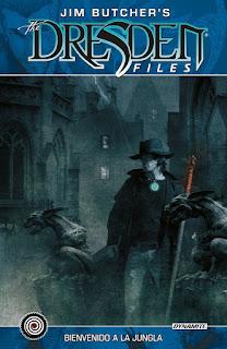 The Dresden Files Volumen 1: Bienvenido a la Jungla.