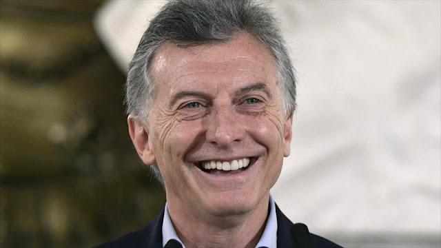 Justicia argentina excluye a Macri de presunto caso de corrupción