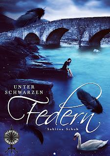 Cover Unter schwarzen Federn - Sabrina Schuh