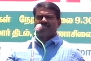 Seeman Speech 06-05-2016 Thaaraapuram