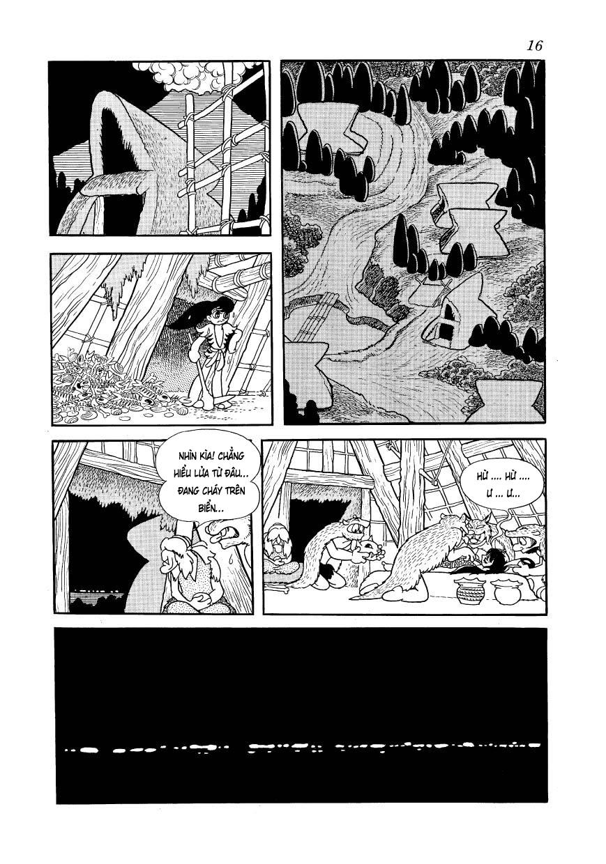 Hi no Tori hi no tori vol 1 part 001 trang 17