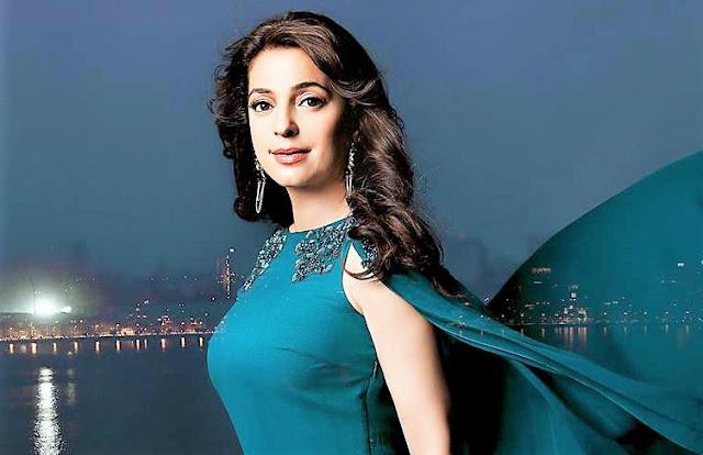 Indian Famous Bollywood Actress, Juhi Chawla