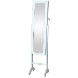 Espejo Joyero Blanco Calem